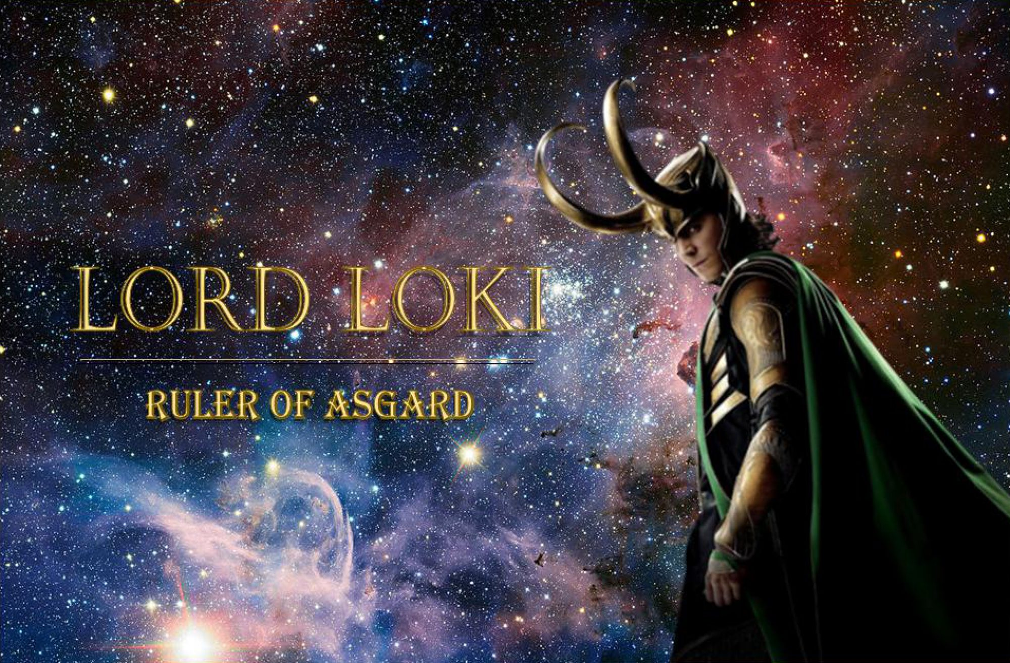 Lord Loki: Ruler of Asgard